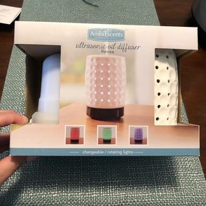 NIB LED Oil diffuser❤️chosen best in home party❤️